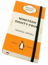 Nineteen Eighty-Four: TriBand Notebook