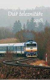 Diář železničáře 2018