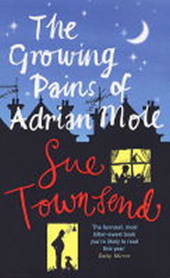 The Growing Pains of Adrian Mole - Sue Townsendová