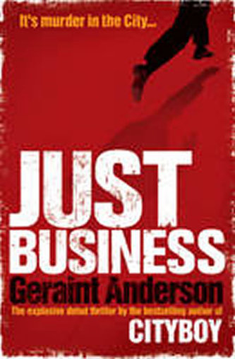 Just Business - Geraint Anderson