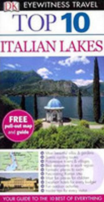 Italian Lakes - DK Eyewitness Top 10 Travel Guide - neuveden