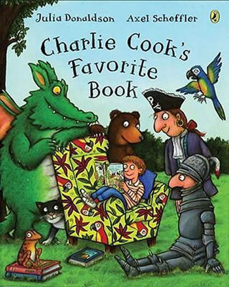 Charlie Cook´s Favorite Book - Donaldson Julia