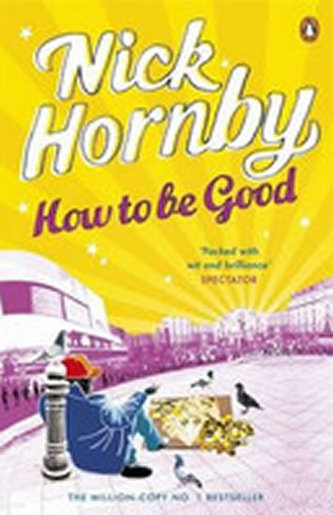 How to be Good (yellow) - Nick Hornby