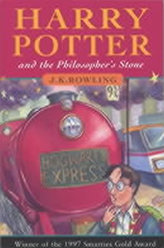 Harry Potter and the Philosopher´s Stone - paperback