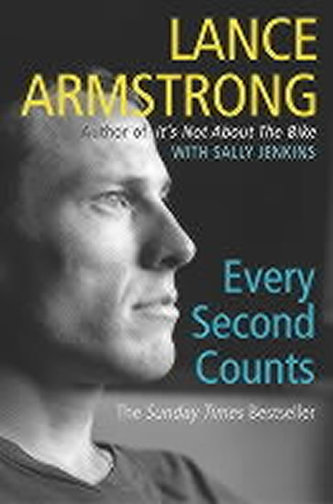 Every Second Counts - Lance Armstrong; Sally Jenkinson
