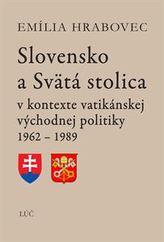 Slovensko a Svätá stolica (2. doplnené a rozšírené vydanie)
