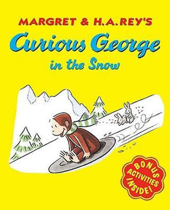 Curious George in the Snow - Rey H.A.