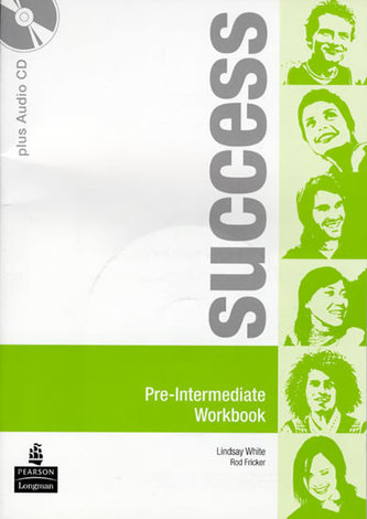 Success Pre-Intermediate Workbook and CD Pack - White Lindsay, Lawday Cathy, Hancock Mark