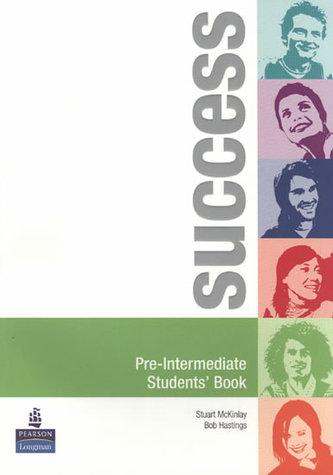 Success, Pre-intermediate. Student's book - Náhled učebnice