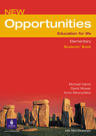 New Opportunities Global Elementary Students´ Book NE - Michael Harris