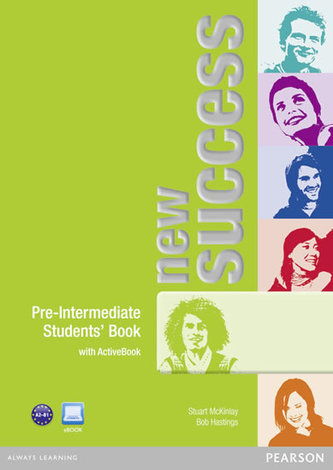 New Success Pre-Intermediate Students´ Book & Active Book Pack - Stuart McKinlay, Bob Hastings, Tomasz Siuta