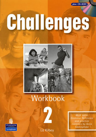 Challenges 2 Workbook and CD-Rom Pack - Liz Kilbey