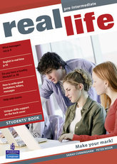 Real Life Global Pre-intermediate Students Book