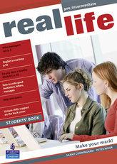 Real Life Global Pre-intermediate Students Book