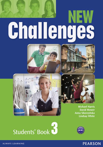 New Challenges 3 Students´ Book - Michael Harris