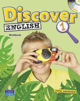 Discover English 1 Workbook Czech Edition