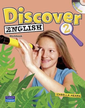 Discover English 2 Workbook Czech Edition - Abbs Brian, Barker Chris, Freebairn Ingrid