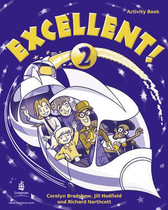 Excellent 2 Activity Book - Bradshaw Coralyn