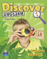 Discover English 1 Student´s Book CZ