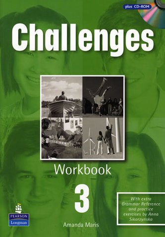 Challenges 3 Workbook and CD-Rom Pack - Amanda Maris