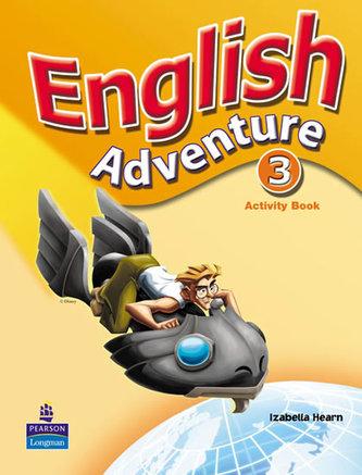English Adventure Level 3 Activity Book - Hearn Izabella