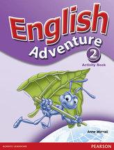 English Adventure Level 2 Activity Book