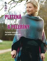 TOPP Pletená ponča a peleríny