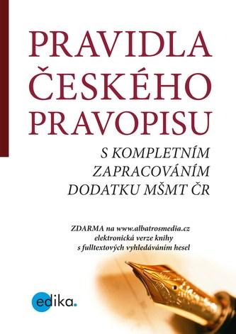 Pravidla českého pravopisu - TZ-One