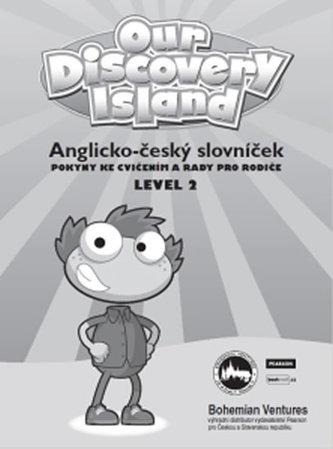 Our Discovery Island 2 slovníček CZ