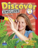 Discover English 2 Student´s Book CZ