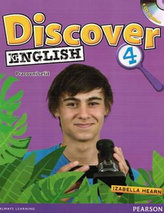 Discover English 4 Workbook Czech Edition