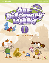 Our Discovery Island  1 Activity Book and CD ROM (Pupil) Pack