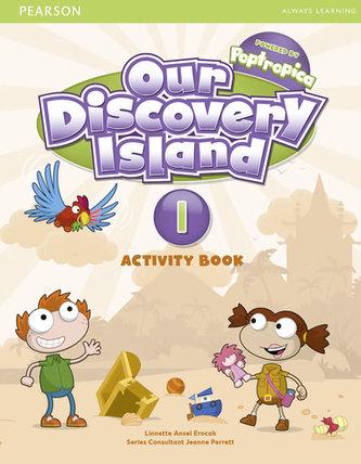 Our Discovery Island 1 Activity Book and CD ROM (Pupil) Pack - Linnette Ansel Erocak, Regina Raczyńska