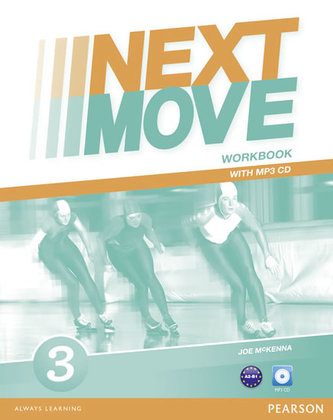 Next Move 3 Workbook & MP3 Pack - McKenna Joe