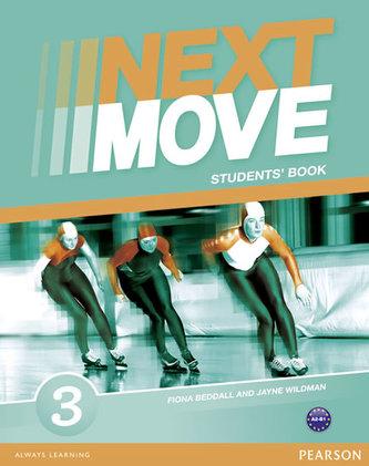 Next Move 3 Students Book - Wildman Jayne