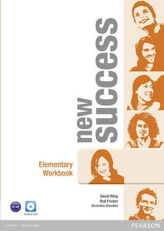New Success Elementary Workbook & Audio CD Pack - Fricker Rod
