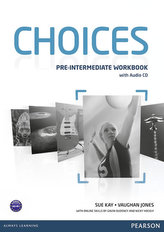Choices Pre-Intermediate Workbook & Audio CD Pack