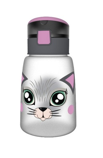 Kočka - Lahev na vodu