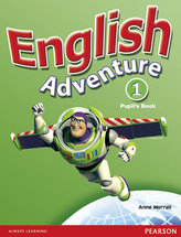 English Adventure Level 1 Pupils Book plus Picture Cards