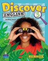 Discover English 3 Student´s Book CZ