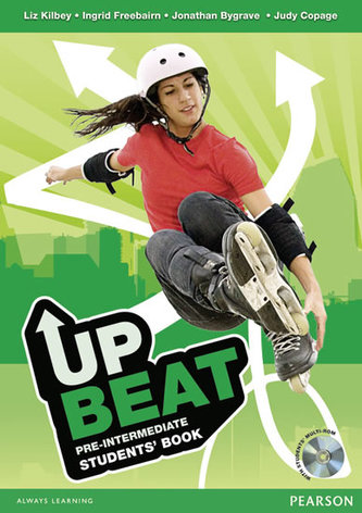Upbeat Pre-Intermediate Students´ Book & Students´ Multi-ROM Pack - Liz Kilbey