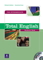 Total English Pre-Intermediate Students´ Book and DVD Pack