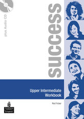 Success Upper Intermediate Workbook and CD Pack