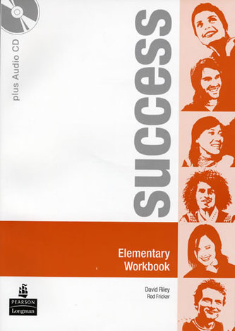 Success Elementary Workbook and CD Pack - Riley, David