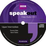 Speakout Upper Intermediate Class CD (x3)