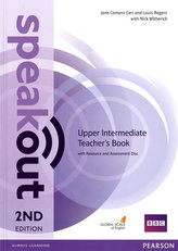 Speakout Upper Intermediate 2nd Edition Teacher´s Guide with Resource & Assessment Disc Pack