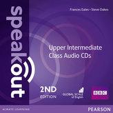 Speakout Upper Intermediate 2nd Edition Class CDs (2)