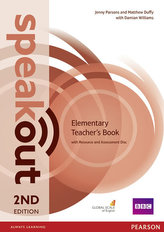 Speakout Elementary 2nd Edition Teacher´s Guide with Resource & Assessment Disc Pack