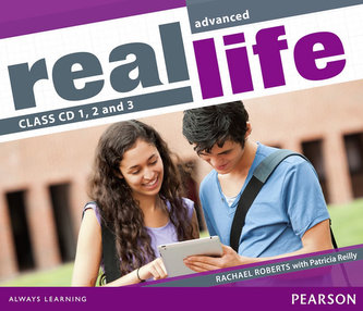 Real Life Global Advanced Class CDs 1-3 - Roberts Rachael, Sayer Mike