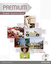 Premium B1 Level Teachers Book/Test master CD-Rom Pack